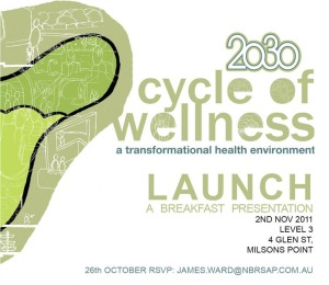 Cycle of Wellness Launch