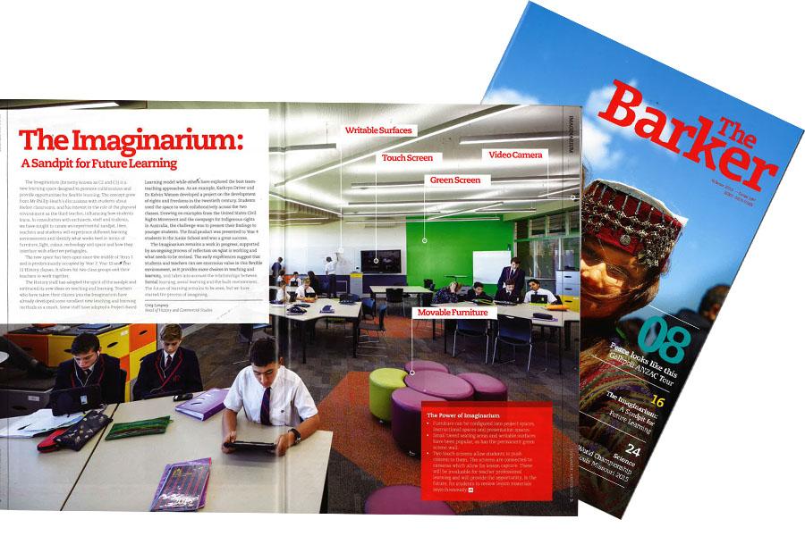 magazine and photo 2