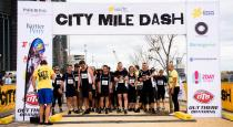 City Mile Dash 2016