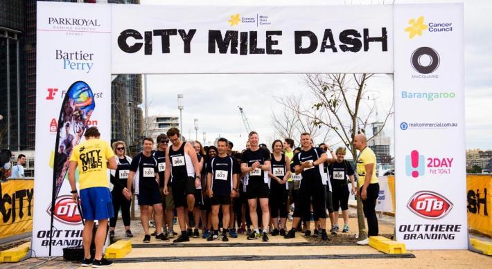 City Mile Dash 2016